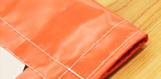 棒袋縫い加工