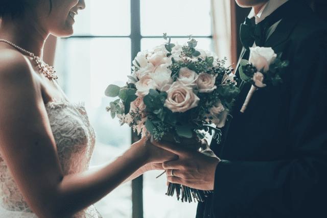 結婚式のおしゃれアイテム