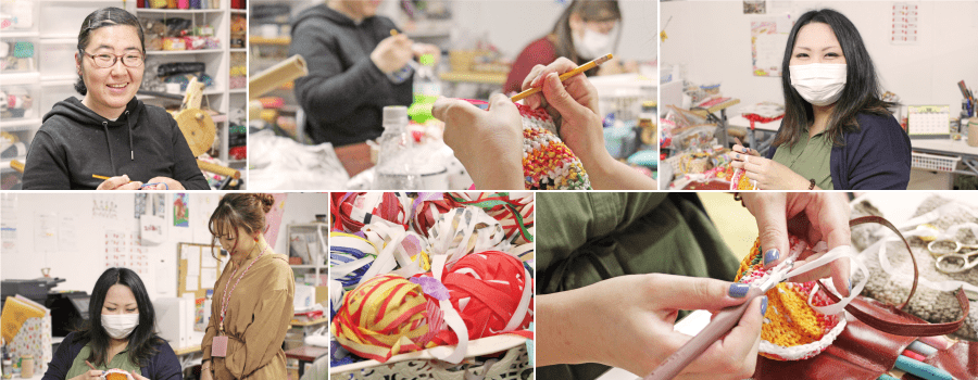 noboriを作成するハンディキャップアーティストの方々