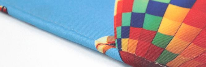 ロープ縫込み縫製を希望する