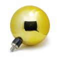 ネジ式金球 10cm