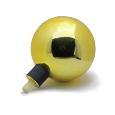 ネジ式金球 9cm