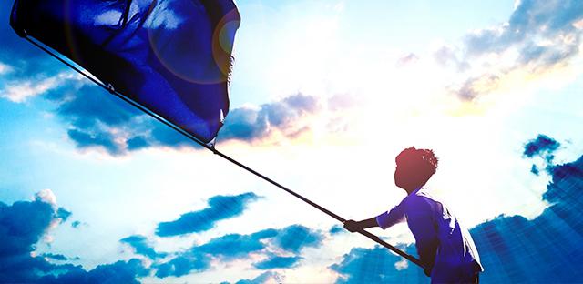 【デザイン例有】団旗とは?意味や特徴、サイズやデザインなどを紹介
