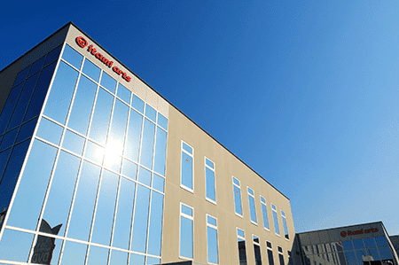岡山本社オフィス 第一工場